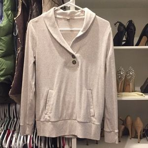 Women's Banana Republic Cream Sweater